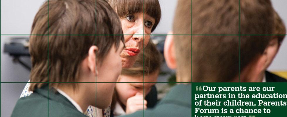 Parents Forum Monday 10 June