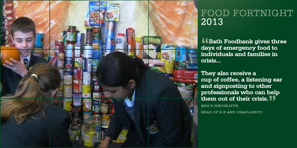 Foodbank 30 September