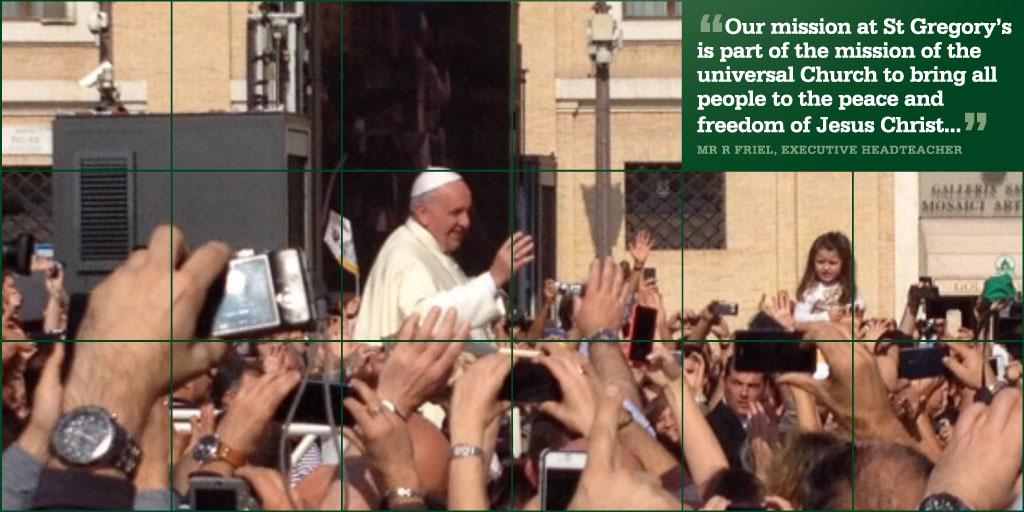 January 6 - Pope Francis' Apostolic Exhortation