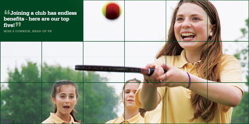 January 6 - Sports Clubs Term 3 & 4