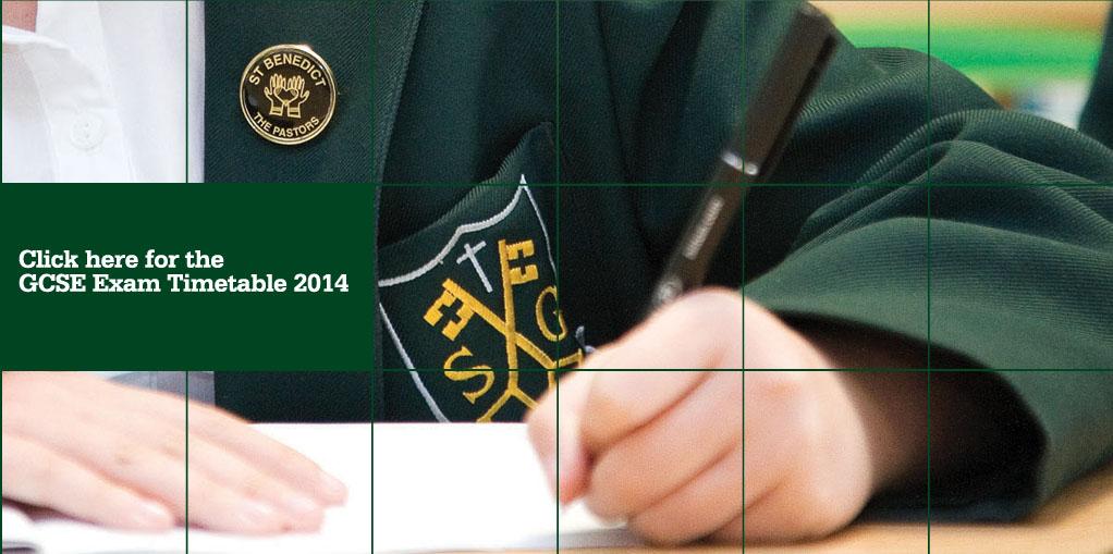 12 May GCSE Exams