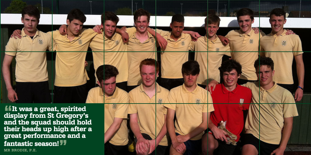 19 May - Year 11 Football Success