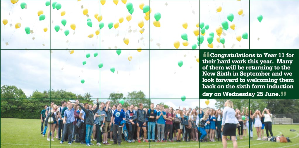 16 June - Year 11 Celebration