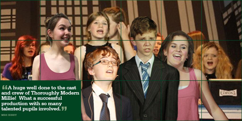 30 June - Thoroughly Modern Millie