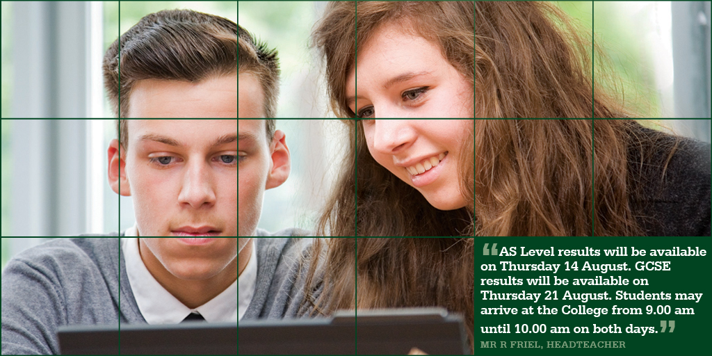 AS Level and GCSE Results Days 2014