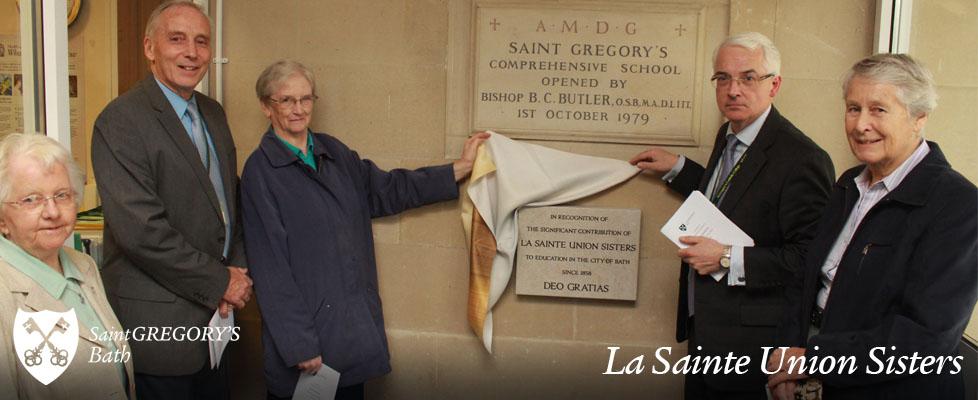 La Sainte Union Sisters