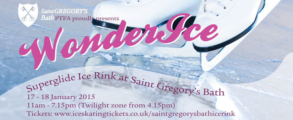 Wonder Ice at Saint Gregory