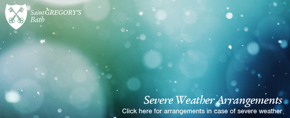Severe Weather Arrangements