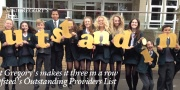 Saint Gregory's makes it three in a row on Ofsted's Outstanding Providers List