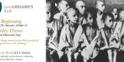 Week beginning 26 January – Holocaust Memorial Day