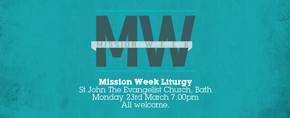 Mission Week Liturgy
