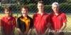 Boys' Tennis Success