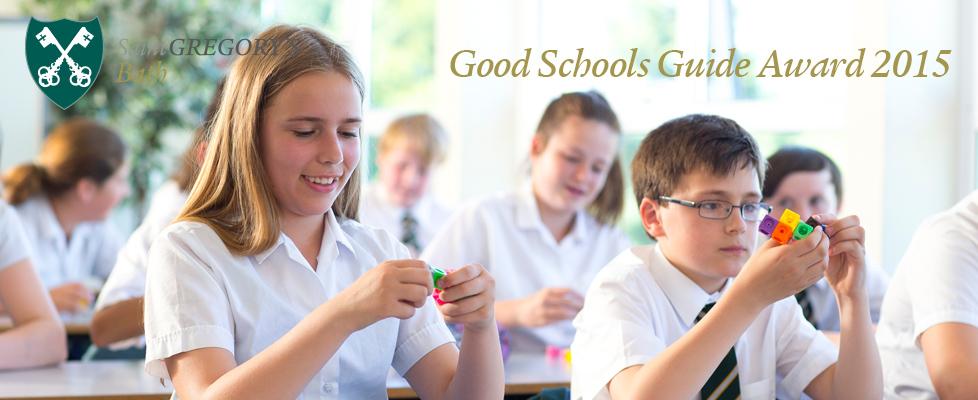 Good Schools Guide Award 2015