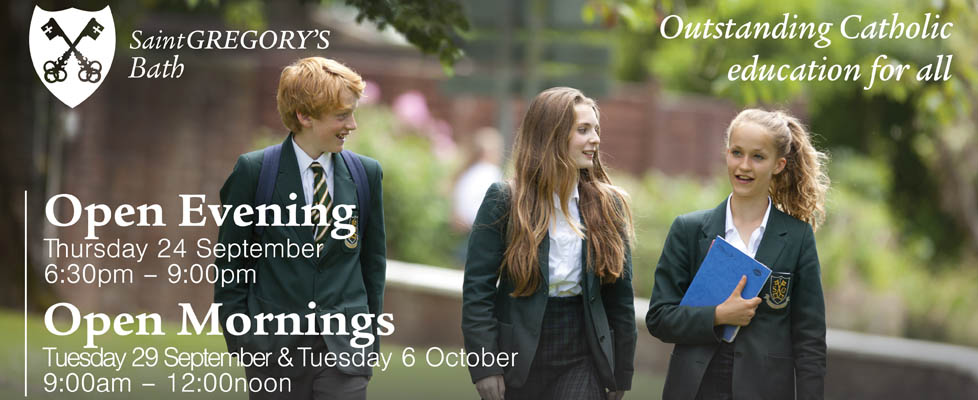 Open Events Autumn 2015