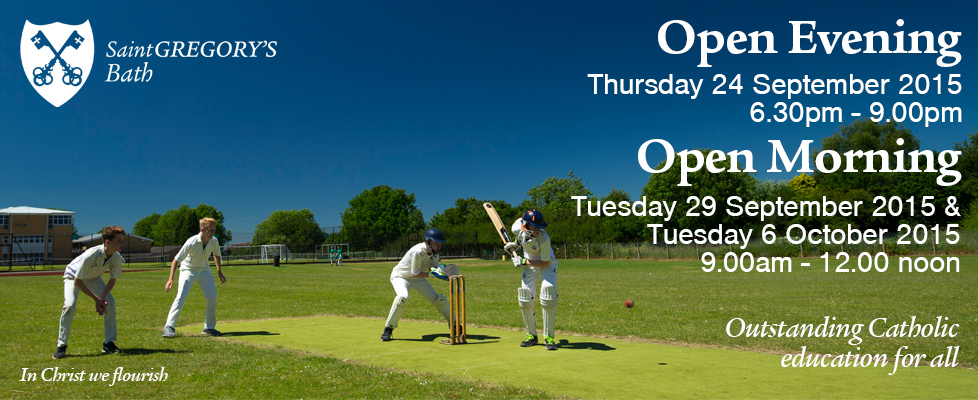 Open Evening and Open Mornings 2015