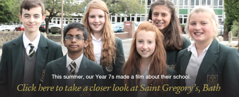 Take a closer look at Saint Gregory's - Prospectus Film