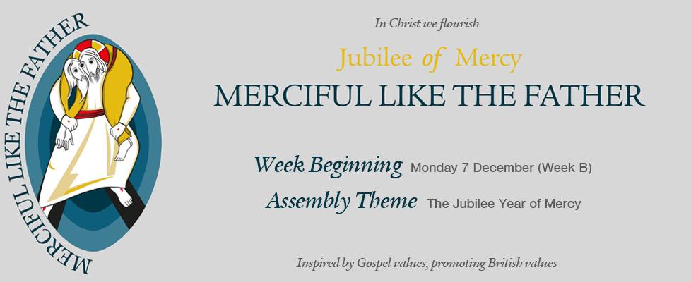 Week Beginning 7 December