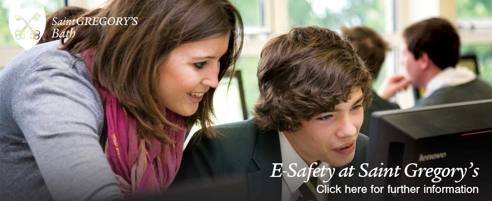 E-Safety at Saint Gregory