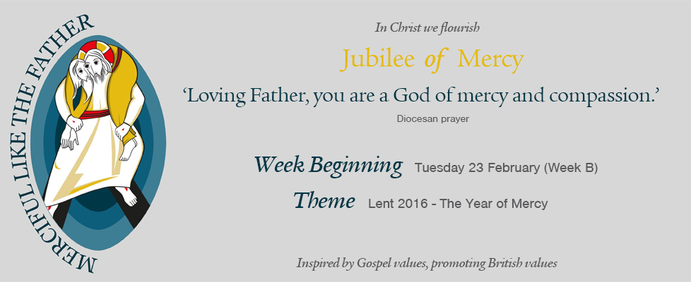 Week Beginning 23 February