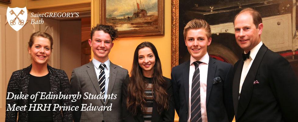 Duke-of-Edinburgh-Students-Meet-Royalty