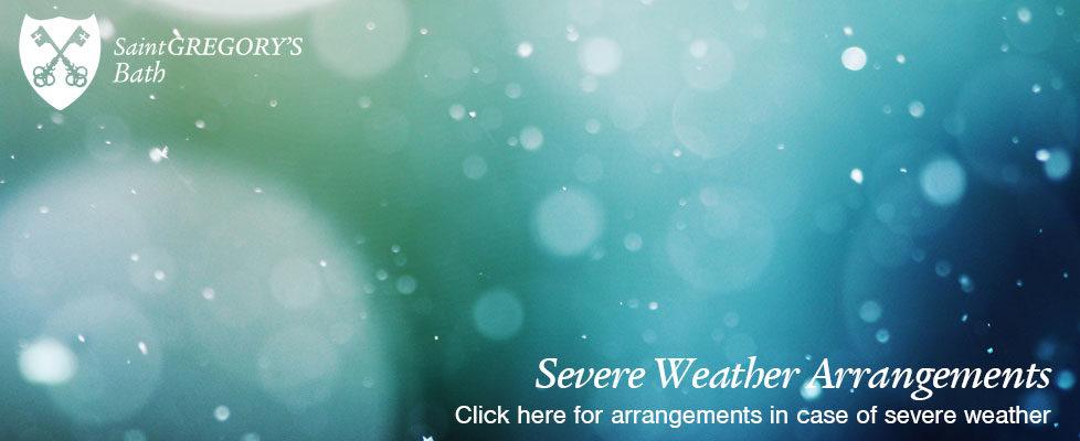 Severe-Weather-Arrangements