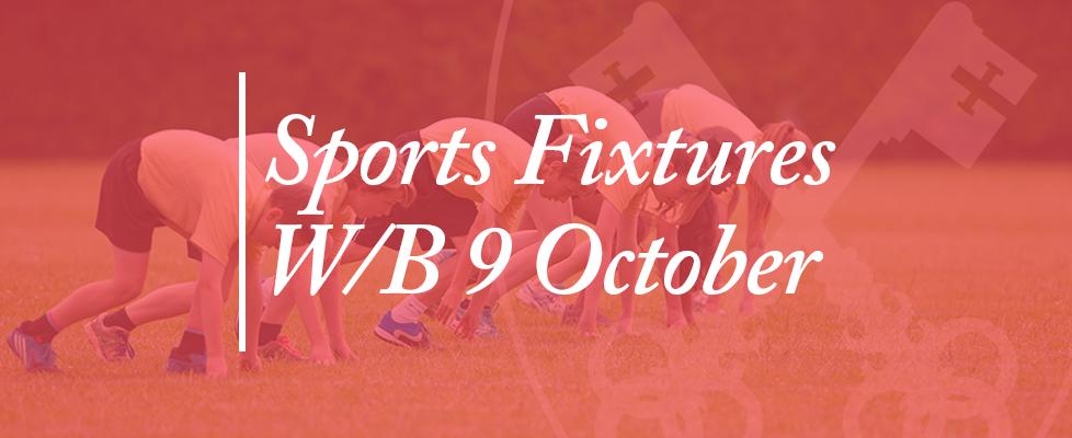 Sports-Fixtures-9-October