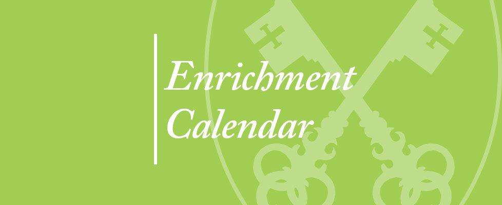 Enrichment-Calendar