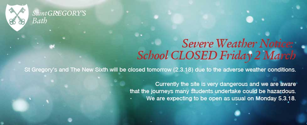 N6-Severe-Weather-Notice-Closed-Thursday-1-March
