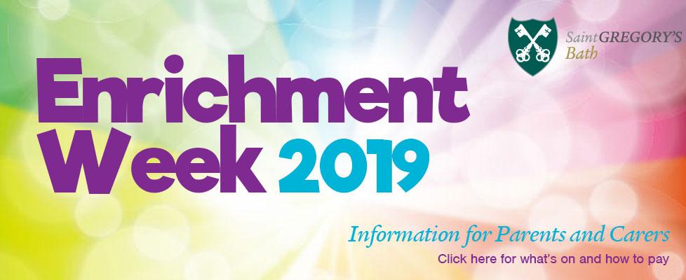Enrichment-Week-Information