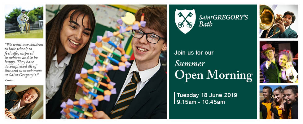 Summer Open Morning Slider