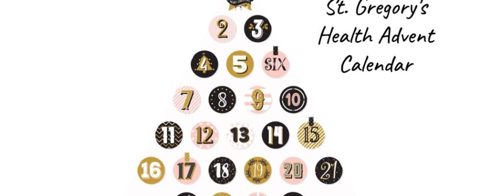 Health Advent Calendar