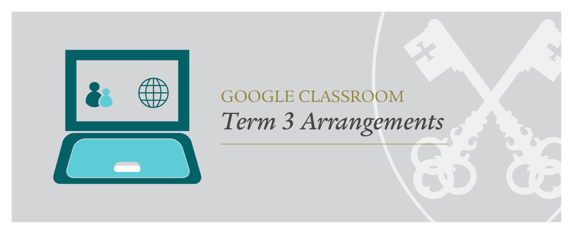 Term 3 Google Classrooms